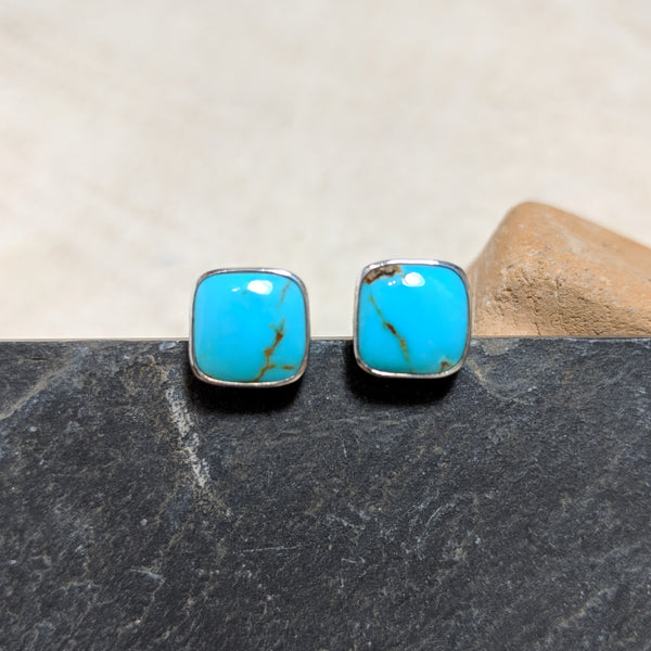 Turquoise Stud front