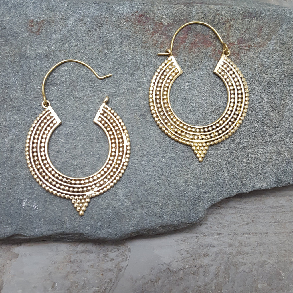 Royal Grande Earrings