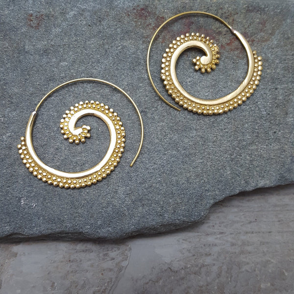 Tsunami Spores Earrings