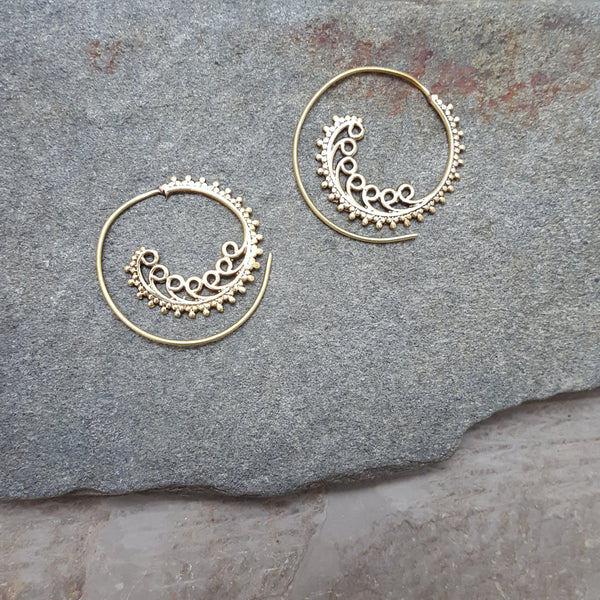 Undertow Earrings