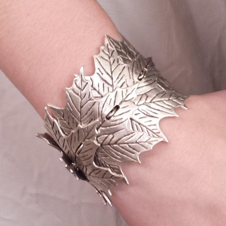 Autumn Bracelet on model