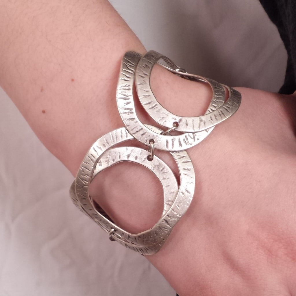 Power Bracelet on model