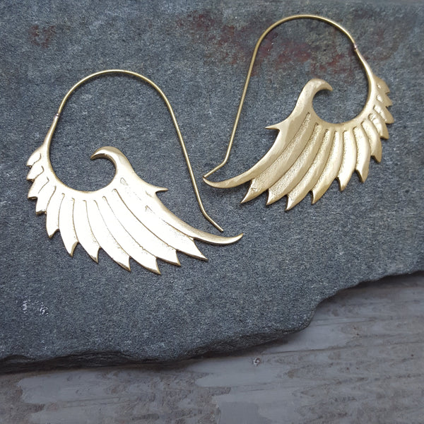 Daedalus Earrings