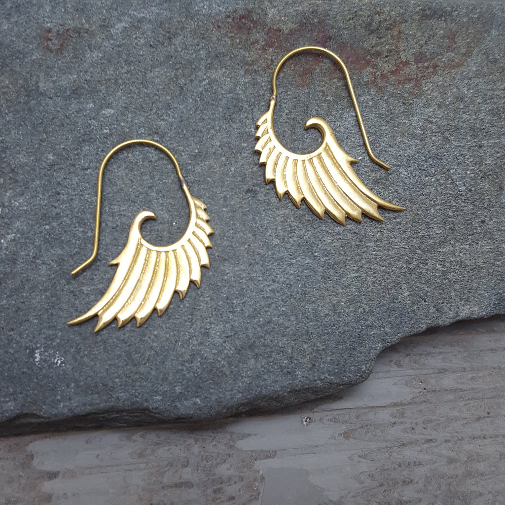 Daedalus Baby Earrings