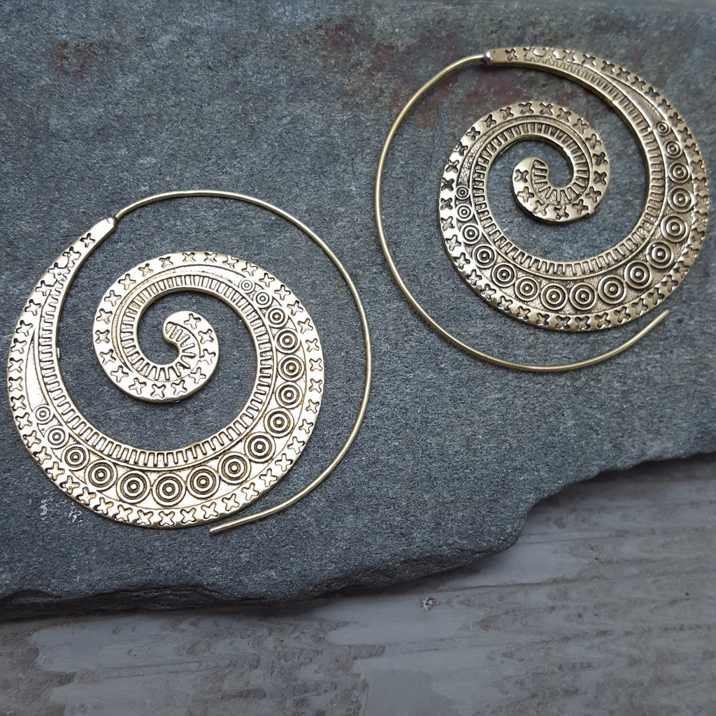 Natilus Earrings