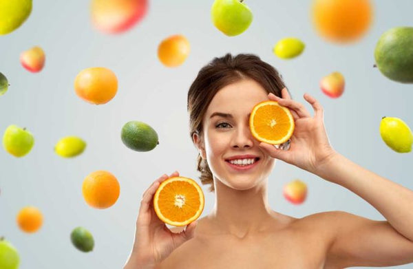 An effective ingredient in cosmetics - Vitamin C