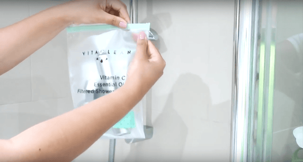 Watch what Taislany has to say about her vitaclean shower head