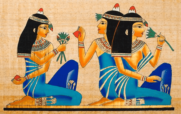 The Ancient History of Essential Oils