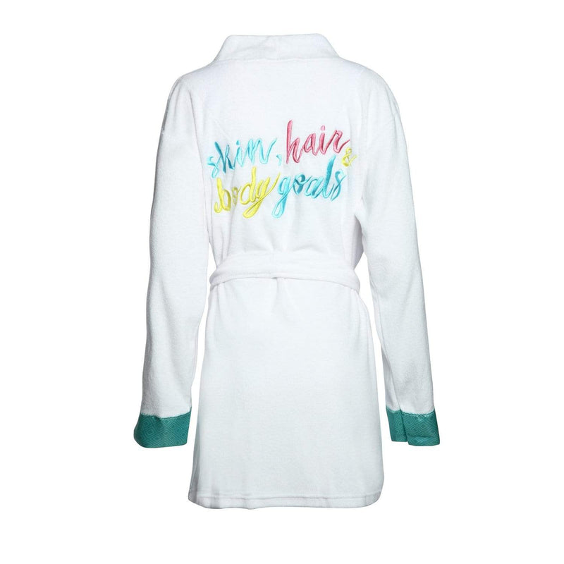Vitaclean HQ Skin, Hair and Body Goal bathrobe, cozy bathrobe, gift idea, bathrobe