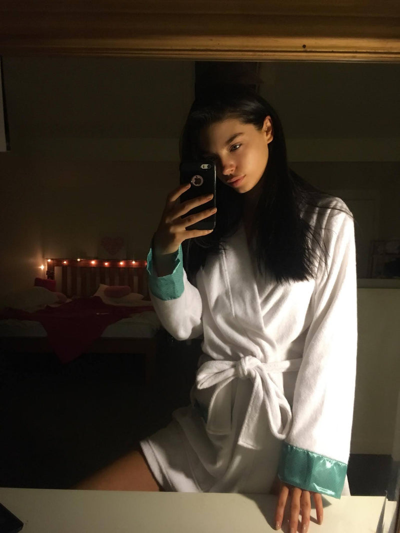 Skin, Hair & Body Goals Bathrobe