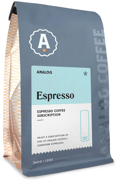 Monthly Work Subscription - Espresso