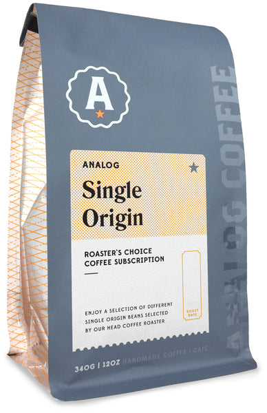 Monthly Subscription - Single Origin Drip