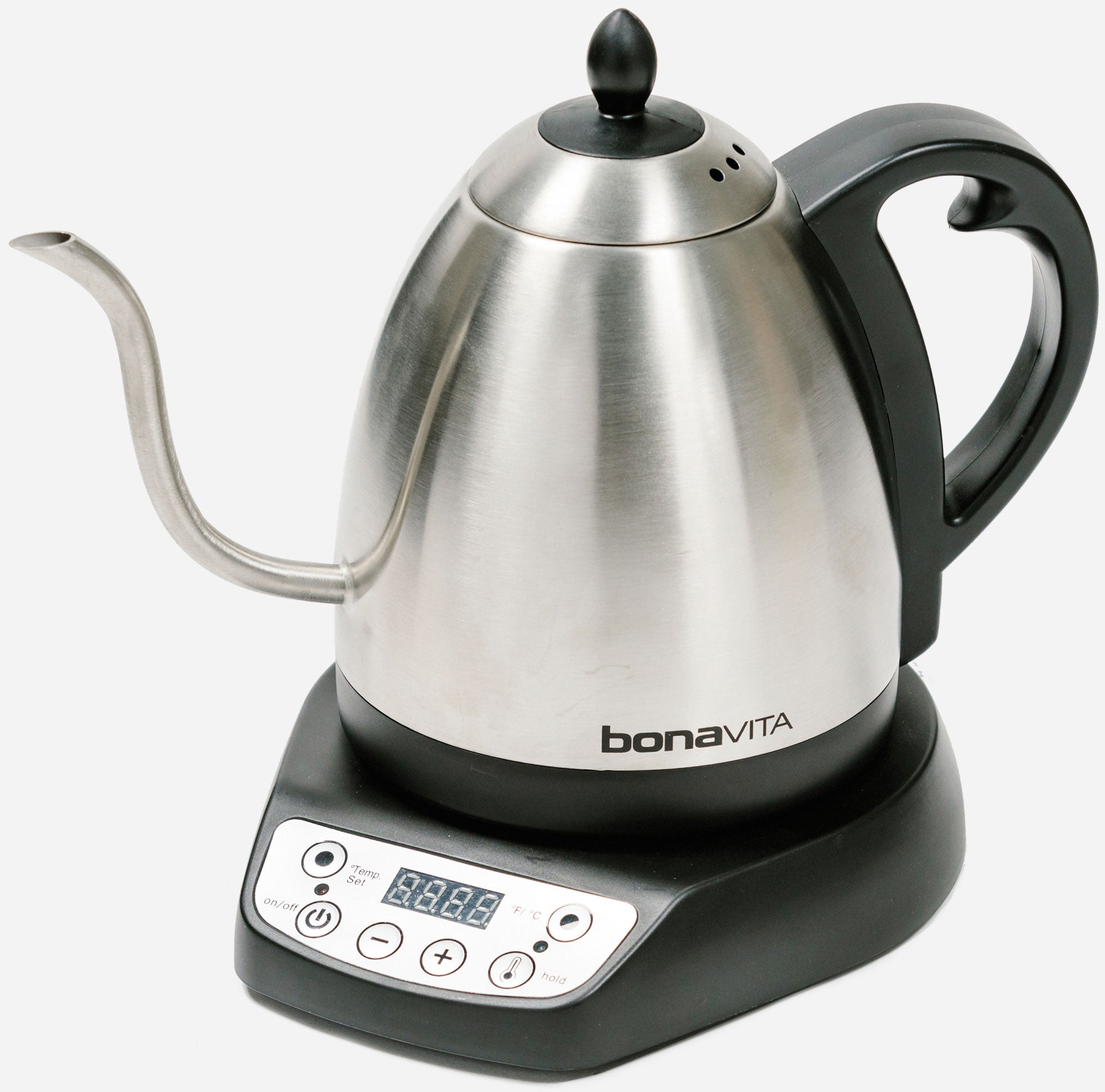 Bonavita 1 Litre - Non Variable Electric Gooseneck Kettle