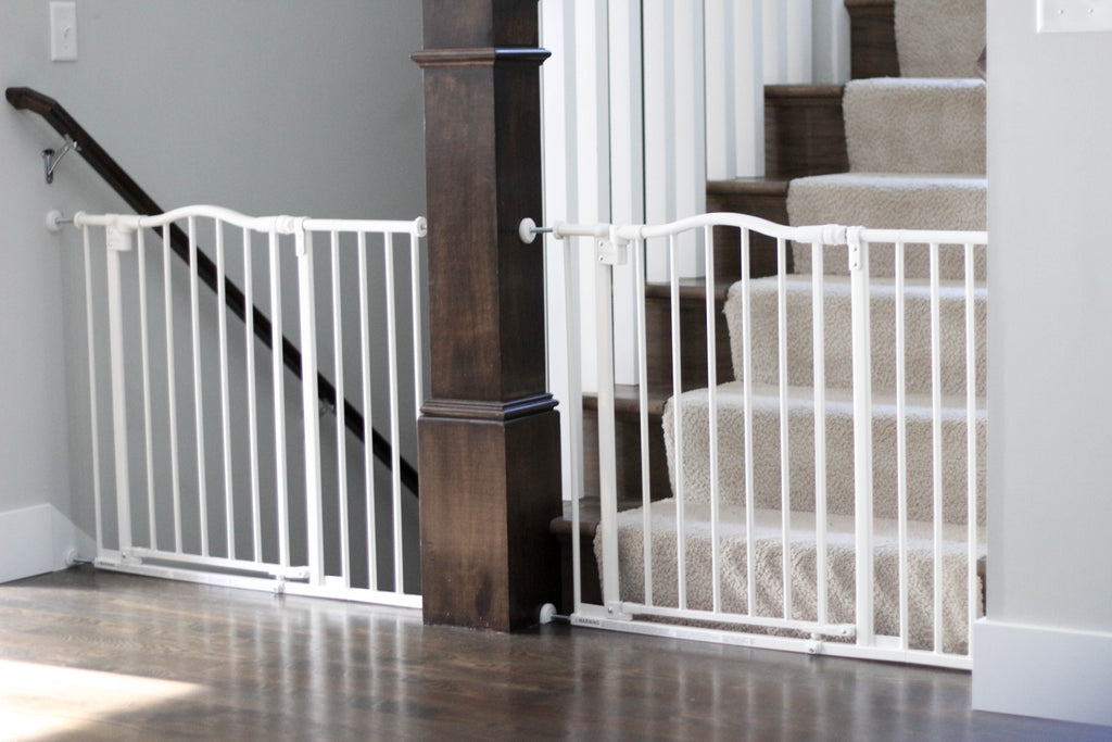 We Quickly Added Our 2nd Baby Gate To The Stairs And Felt Much Better About  Letting Roy Crawl Around Our Main Level Again. Rishi Was The One Who Was  Put In ...