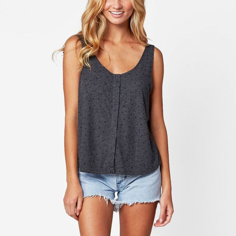 Bailey Tank Grey