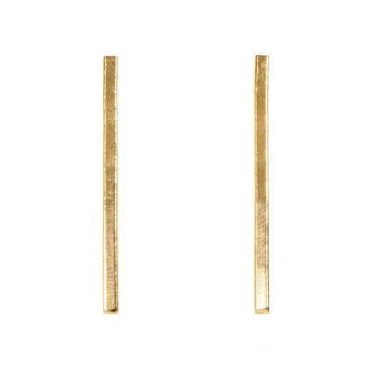 Brenn Earrings Gold