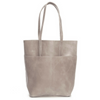 Selam Magazine Leather Tote Fog