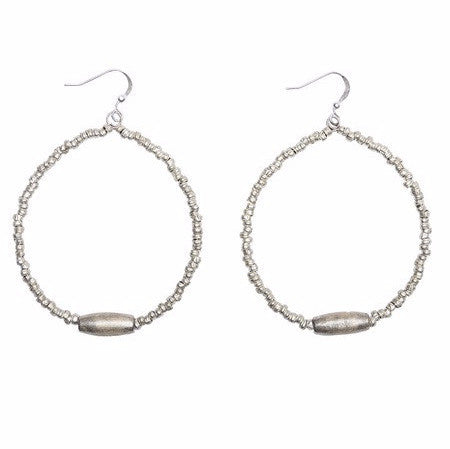 Soresa Earrings Silver