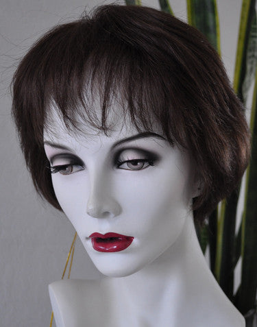 R/X JFW 1214A  Remy Human Hair Wig