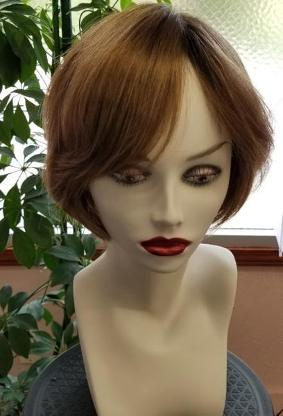 R/X 1175 Remy Human Hair Prosthetic Wig