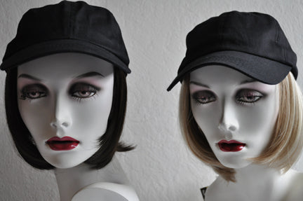 Design Model Cap and Hair Short (Available To Order On-Line Only)