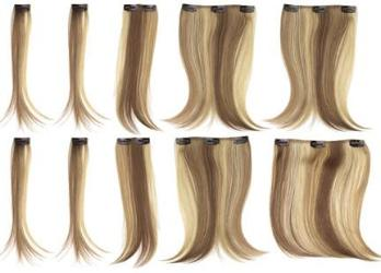 Human Hair-Weaving Hair and Clip In Extensions Discontinued Clearance (Available To Order On-Line Only)