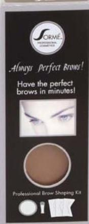 Eye Brows Have the perfect brows in minutes! 70% Off
