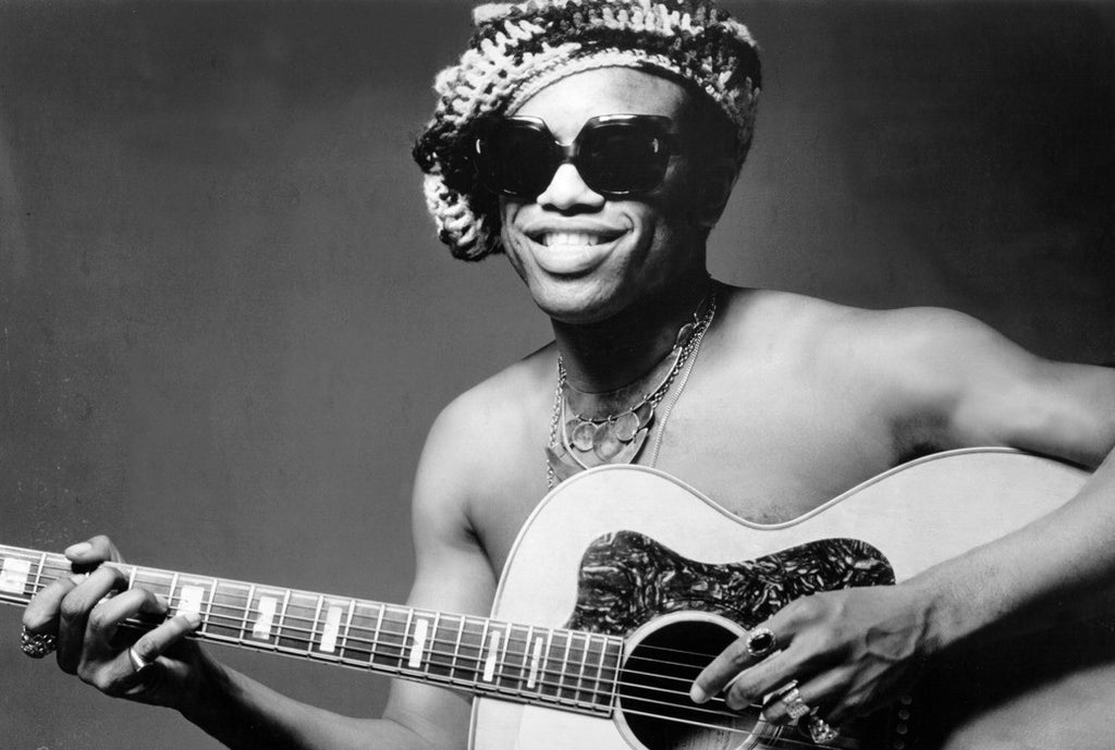 Bobby Womack / March 4, 1944 - July 27, 2014