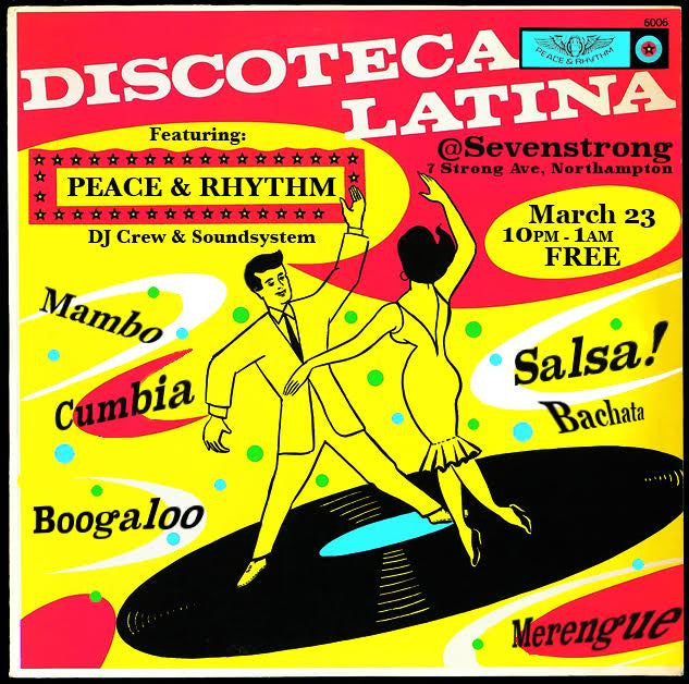 TONIGHT! Discoteca Latina Returns To Sevenstrong