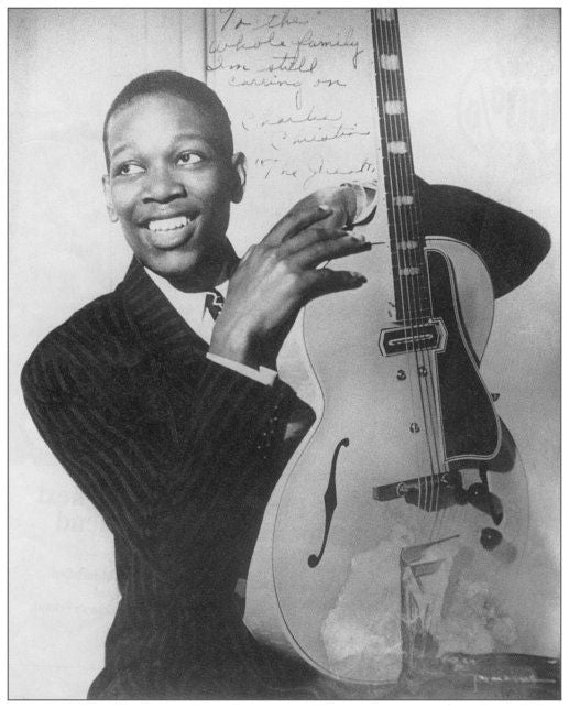 Charlie Christian / July 29, 1916 - March 2, 1942