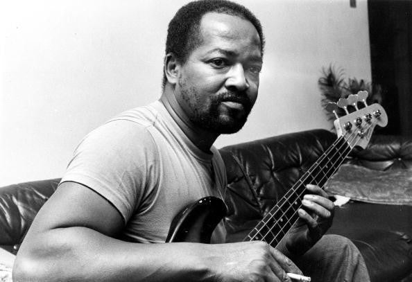 James Jamerson / Jan 29, 1936 - Aug 2, 1983