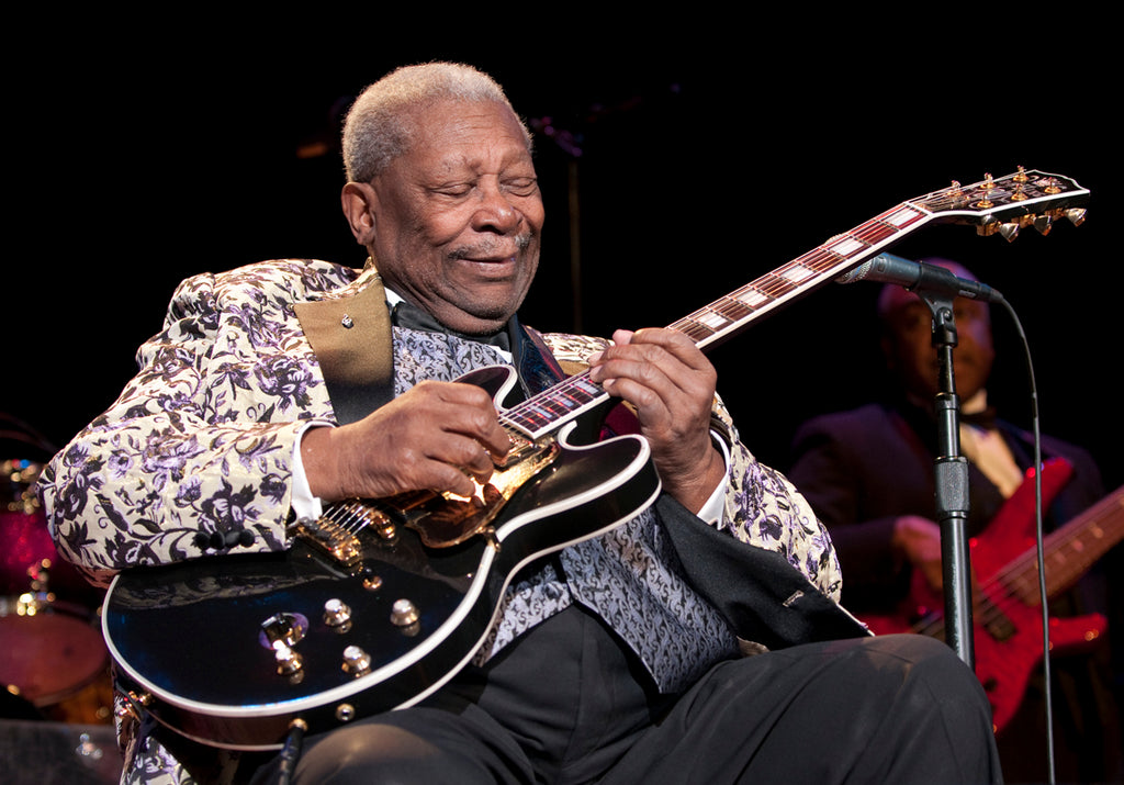B.B. King / Sept 16, 1925 - May 14, 2015