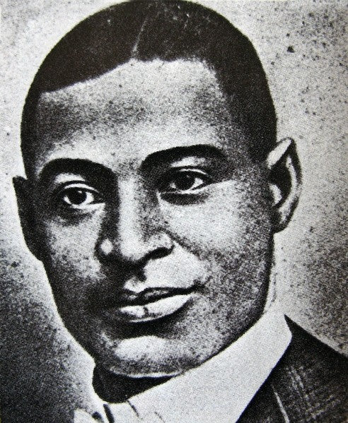 Buddy Bolden / Sept 6, 1877 - Nov 4, 1931