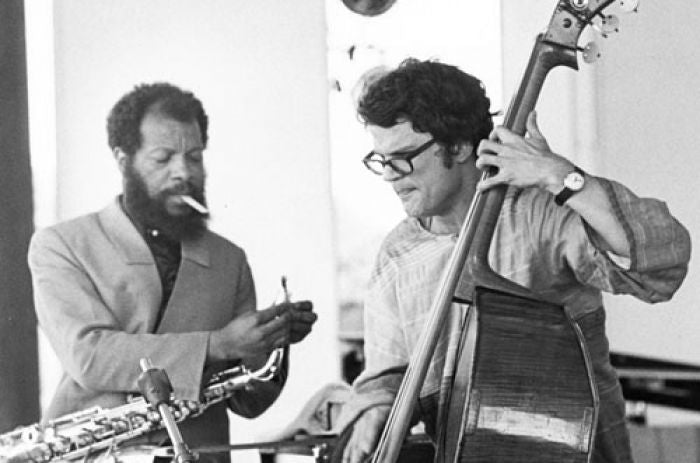 Charlie Haden / Aug 6, 1937 - July 11, 2014