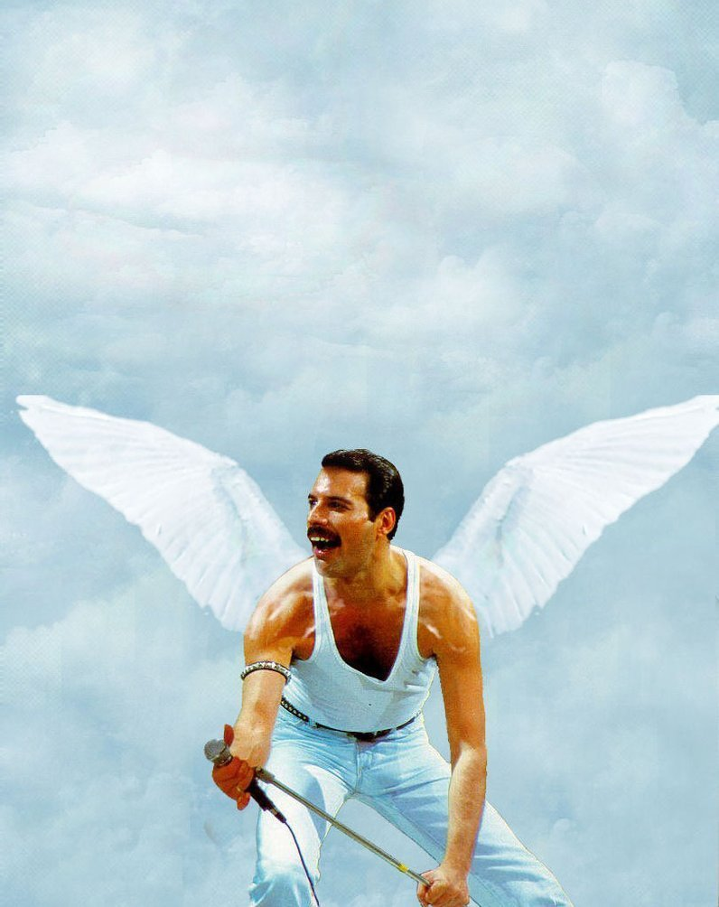 Freddie Mercury / Sept 5, 1946 - Nov 24, 1991