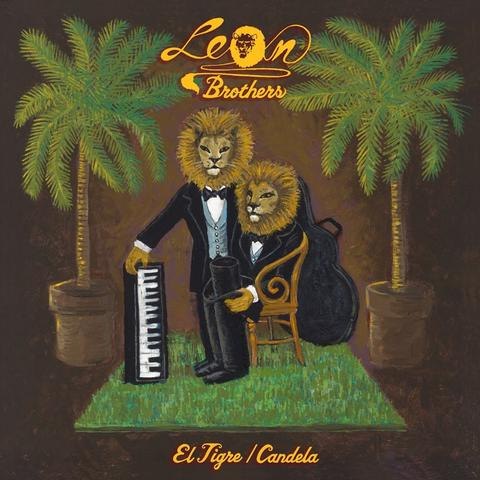 León Brothers 45 Out Friday!! (Record Store Day)
