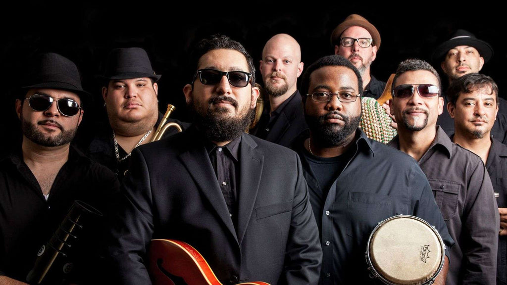 "TWISTED: Grupo Fantasma covers ""Immigrant Song"""