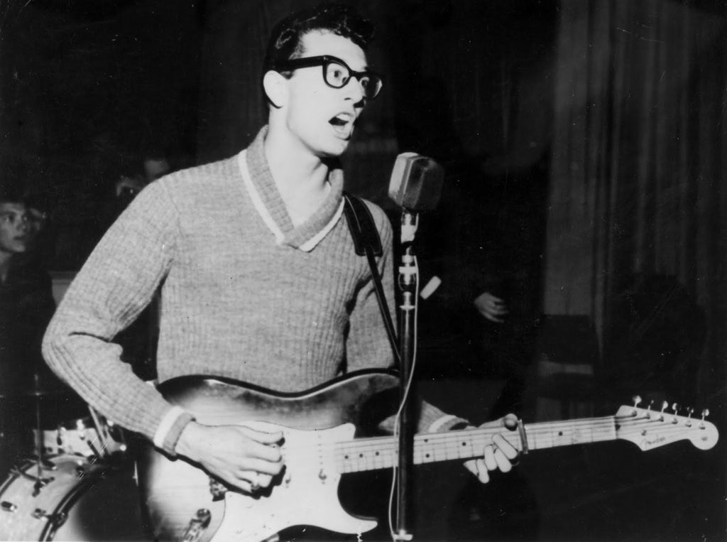 Buddy Holly / Sept 7, 1936 - Feb 3, 1959