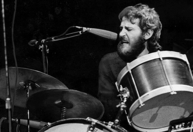 Levon Helm / May 26, 1940 - April 19, 2012