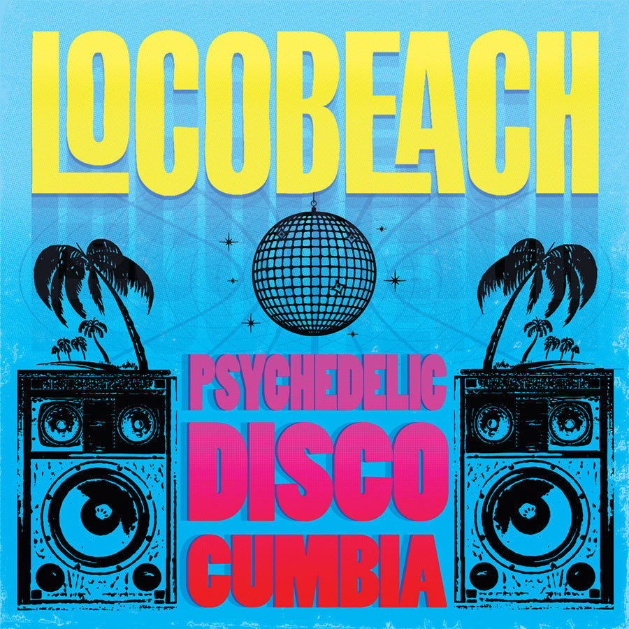 Brand new debut album from Locobeach!