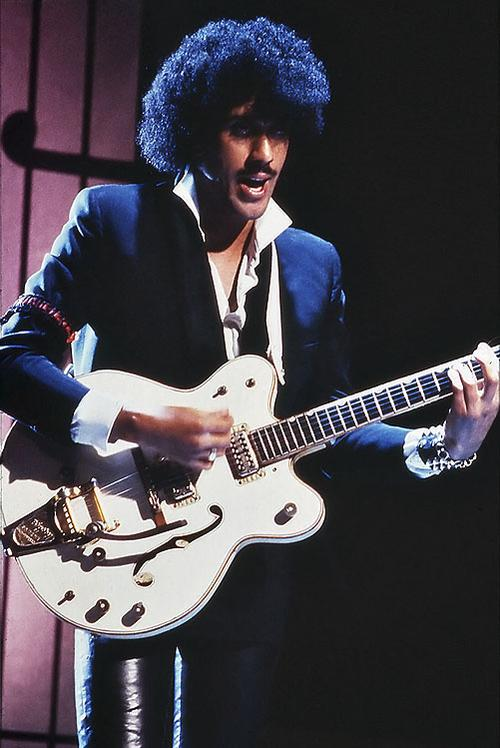 Phil Lynott / Aug 20, 1949 - Jan 4, 1986