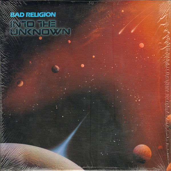 Bad Religion's Prog Record - Into The Unknown