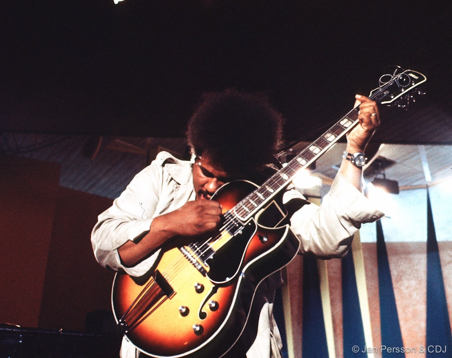 Sonny Sharrock / Aug 27, 1940 - May 25, 1994