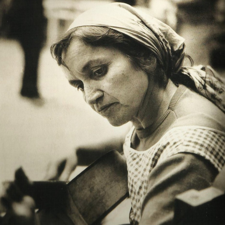 Violeta Parra / Oct 4, 1917 - Feb 5, 1967