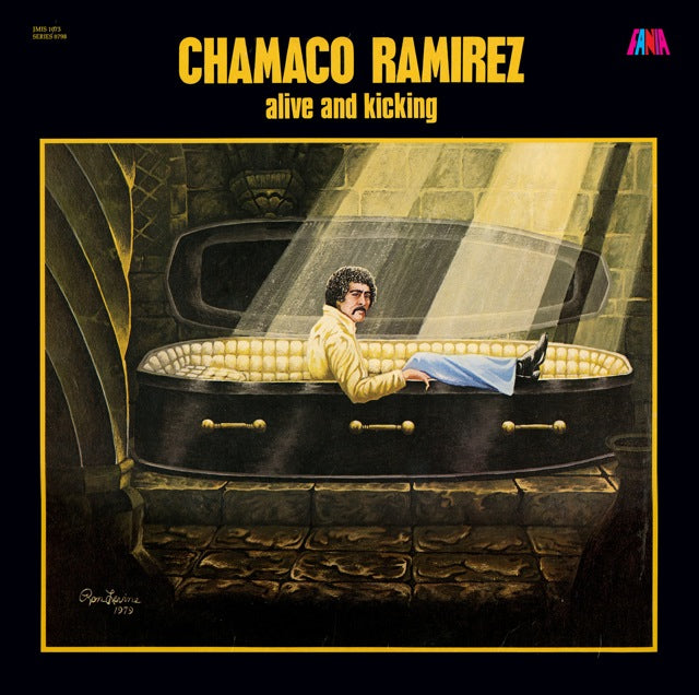 Chamaco Ramirez / Sept 10, 1941 - March 27, 1983