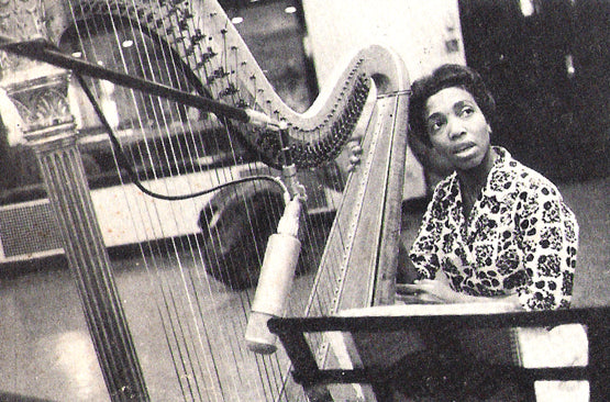 Dorothy Ashby / Aug 6, 1930 - April 13, 1986