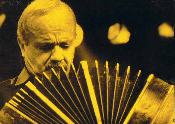 Astor Piazzolla / March 11, 1921 - July 4, 1992