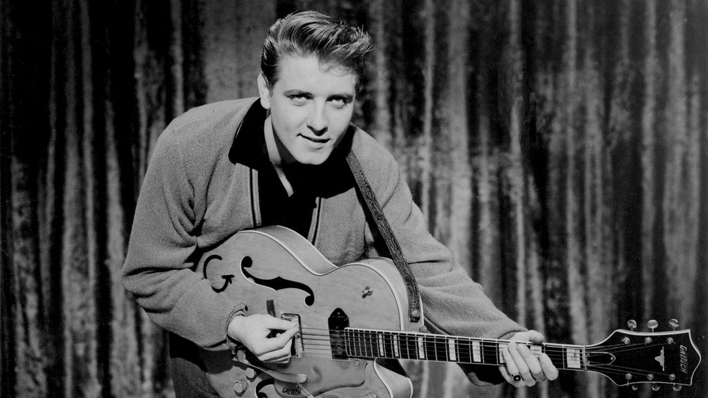Eddie Cochran / Oct 3, 1938 - April 17, 1960