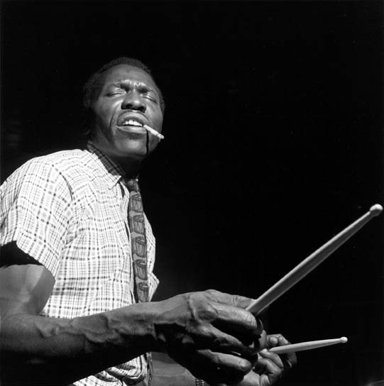 Elvin Jones / Sept 9, 1927 - May 18, 2004