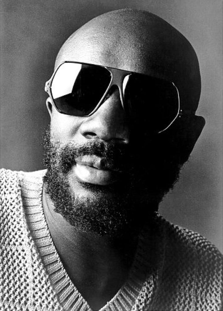 Isaac Hayes / Aug 20, 1942 - Aug 10, 2008